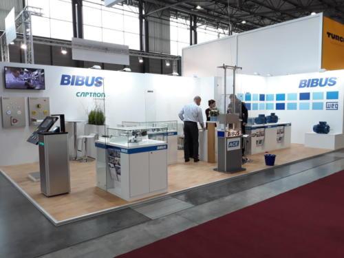 BIBUS Ampér Brno 2018