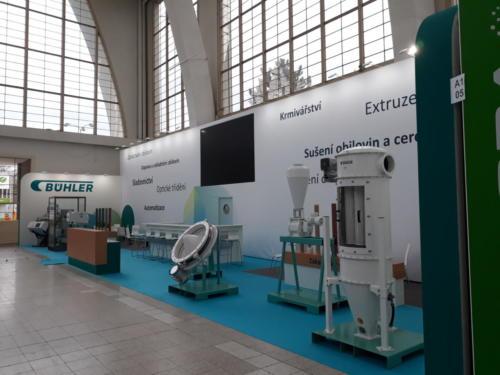 Bühler Techagro 2018