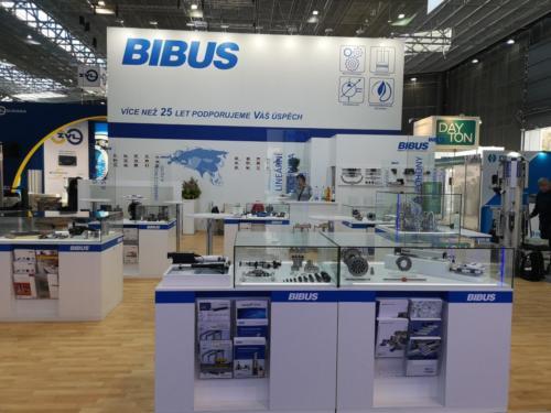 BIBUS MSV Brno 2018