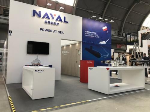 Naval MSPO Kielce 2018